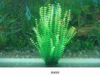 Пластиковое растение для аквариума 32-35 см 024352