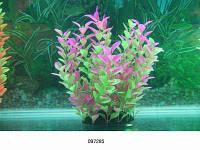 Пластиковое растение для аквариума  25-28 см 097285