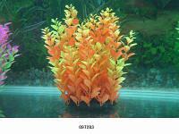 Пластиковое растение для аквариума  25-28 см  097283