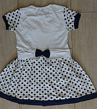 Сукня Міккі в горошок, фото 2