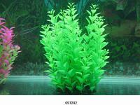 Пластиковое растение для аквариума 25-28 см 097282