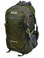 PODIUM Рюкзак Туристический нейлон Royal Mountain 4096 dark-green