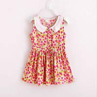 Платье легкое летнее для девочки.
