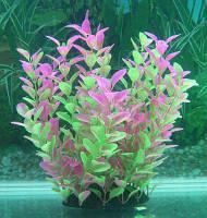 Пластиковое растение для аквариума 15-20 см Lang № 094255