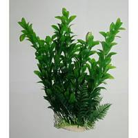 Искуственное аквариумное растение 15-20 см Lang № 034252