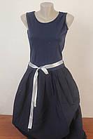 Плаття коттон подовжене, фото 1