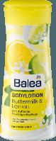 Balea  лосьен для тела пахта лимон Körperlotion Buttermilk & Lemon, 400 ml