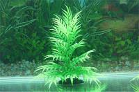 Пластиковое растение для аквариума 15-20 см Lang № 084252