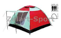 Палатка универсальная 3-х местная с тамбуром