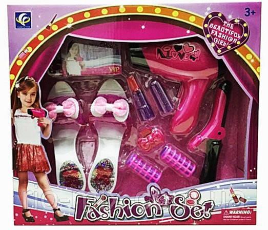 игрушки для детей наборы парикмахера
