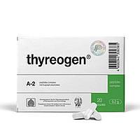 ТИРЕОГЕН 20 лечение БЕЗ гормонов гипотиреоза, тиреотоксикоза/гипертиреоза, аутоиммунного тиреоидита, микседемы