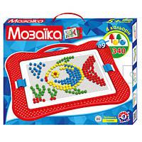 Мозайка для малюків 4  37.5×29×4 см ТехноК 3367