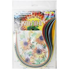 """Квиллинг №2 НК-2 """"Универсальный"""", 12 цветов"""