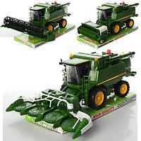 """Комбайн 8989-1-2-3 """"Farm World"""", 32 см"""