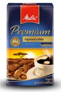 Кофе молотый Melitta Cafe Premium,  250г, фото 2