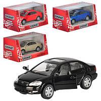 "Машинка KT 5099 W ""Kinsmart. Toyota Corolla"", 12,5 см (Y)"