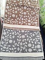Кухонные полотенца лен с махрой