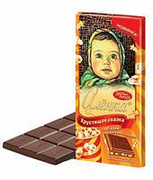 Шоколад Аленка Хрустящая сказка  Красный Октябрь 100 грамм
