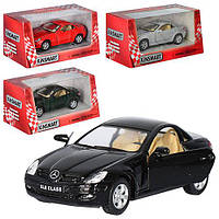 "Машинка KT 5095 W ""Kinsmart. Mercedes-Benz SLK-Class"", 12,5 см (Y)"