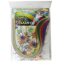 """Квиллинг №7 НК-7 """"Пастель"""", 6 цветов"""