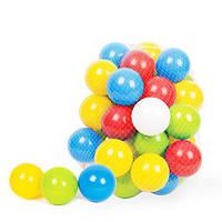 Набор шариков для сухих бассейнов 4333, 40х31х31 см (Y)