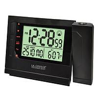 Проекционные часы La Crosse WT519-BLA