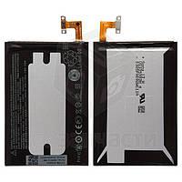 Аккумулятор BOP6B100 для мобильных телефонов HTC One M8 Dual SIM, Li-Polymer, 3,8 В, 2600 мАч, #35H00214-00M