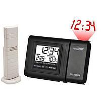 Проекционные часы La Crosse WT5210IT-BLA