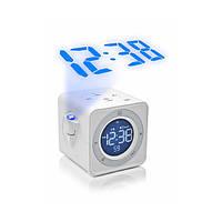 Проекционные часы La Crosse WT480-WHI