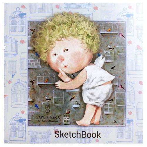 """Блокнот БК110 """"SketchBook"""" (Y)"""