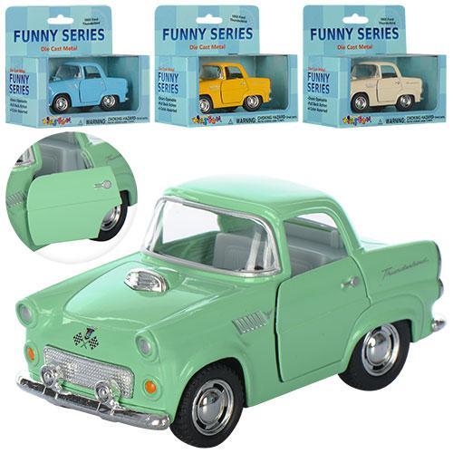 "Машинка Kinsmart KT 4022 W ""Funny Series"", 10 см (Y)"