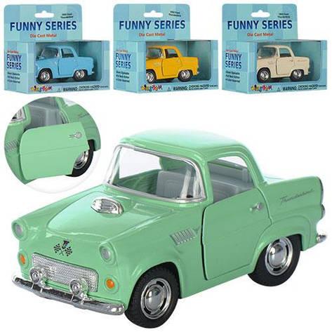 "Машинка Kinsmart KT 4022 W ""Funny Series"", 10 см (Y), фото 2"