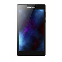 "Планшет Lenovo TAB2 A7-30DC (59444618) White 7"", IPS, Quad Core, 1,3Ghz,1Gb/16Gb, 3G, 802.11 b/g/n, GPS, 0.3MP/2MP, Android 4.4, 3 450mAh"