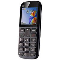 Мобильный телефон Fly Ezzy8 Black