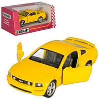 "Машинка KT 5091 W ""Kinsmart. 2006 Ford Mustang GT"", 12 см (Y)"