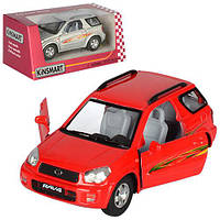 "Машинка KT 5041 W ""Kinsmart. Toyota RAV4"", 12 см (Y)"
