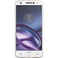 Мобильный телефон Motorola Moto Z Play  32Gb White - Fine Gold, фото 1