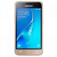 Мобильный телефон Samsung SM-J120H/DS  Gold, фото 1