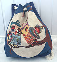 Пляжная сумка-рюкзак