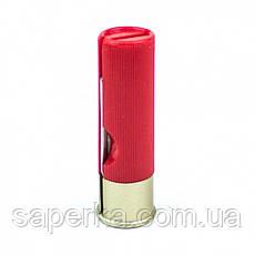 Нож компактный в виде патрона Ganzo (черный, синий, красный, зеленый) G624M-BK, фото 3