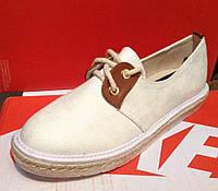 Женские туфли 3641-1 (белый)