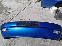Бампер передний фольксваген каравелла, мультиван, т4  1996-2003 год