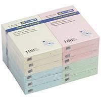 Бумага для заметок Buromax BM.2311-99, 100 листов, 12 шт. в упаковке (Y)