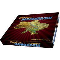 """Игра настольная BOC057027 """"Монополия Украина"""" (Y)"""