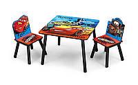 Набор детской мебели Тачки 2 Disney от Delta Children