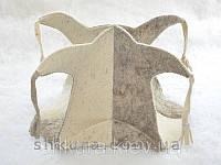 Шапка для бани и сауны Арлекин, фото 1