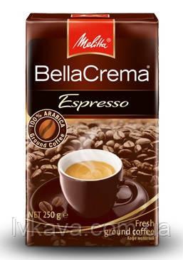 Кофе молотый Melitta Bella Crema Espresso,  250г, фото 2