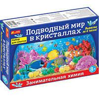 """Набор для опытов 0260-1 """"Подводный мир в кристаллах"""" 12138015Р (Y)"""