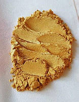 Перламутр сухой цвет Золото