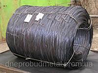 Проволока стальная без покрытия обычного качества 0,8мм ГОСТ 3282-74, Днепропетровск
